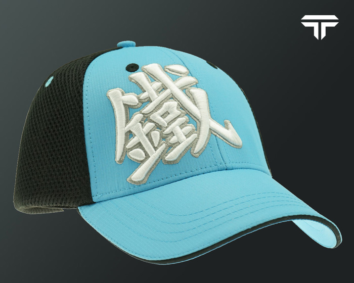 Caps Flexfit - Blue Black