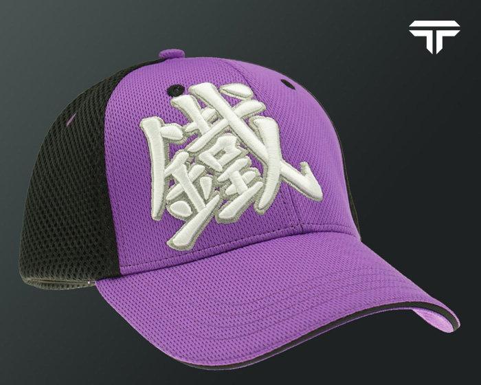Caps Flexfit - Purple Black