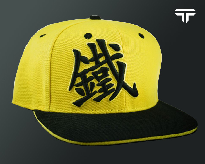 Caps Snapback - Yellow Black
